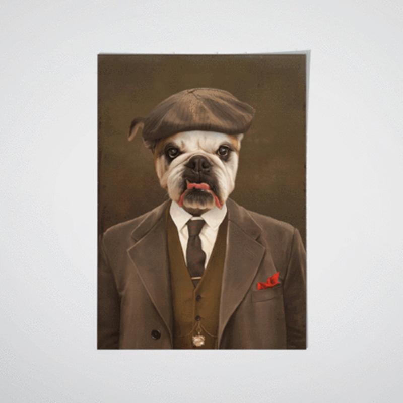 Заказать портрет животного